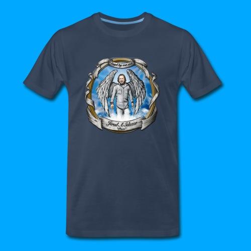 Men's front only design - Men's Premium T-Shirt
