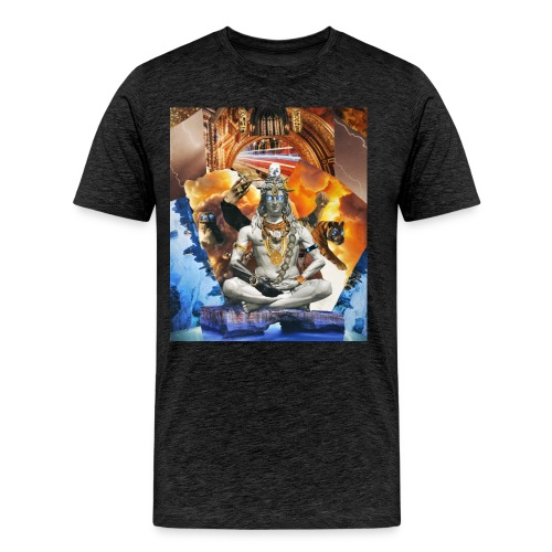 Shiva - Men's Premium T-Shirt