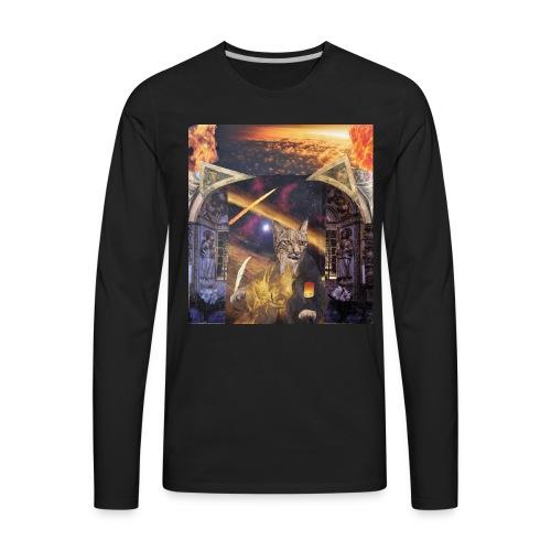 It Was Written Longsleeve - Men's Premium Long Sleeve T-Shirt