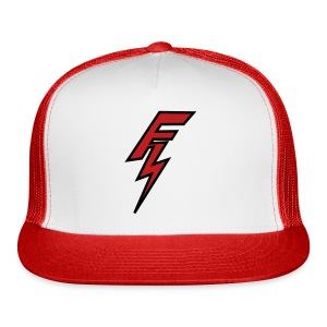 Red trucker - Trucker Cap