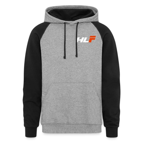 Custome HLF sweatshirt - Colorblock Hoodie