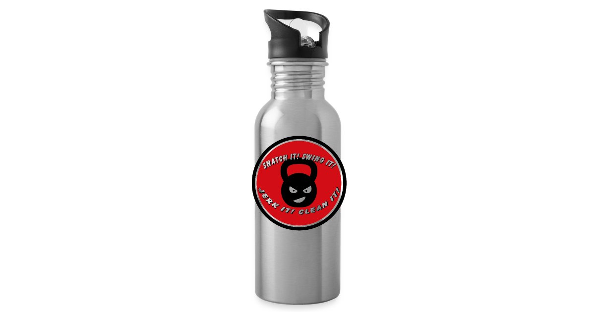 Revolution Training | 600ml Kettlebell Training Water Bottle - Water Bottle