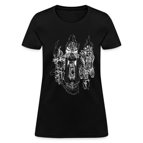 Almsivi (White) - Ladies - Women's T-Shirt