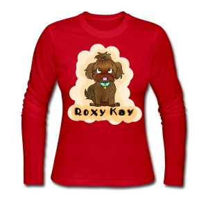 ROXY KAY long sleeve women - Women's Long Sleeve Jersey T-Shirt