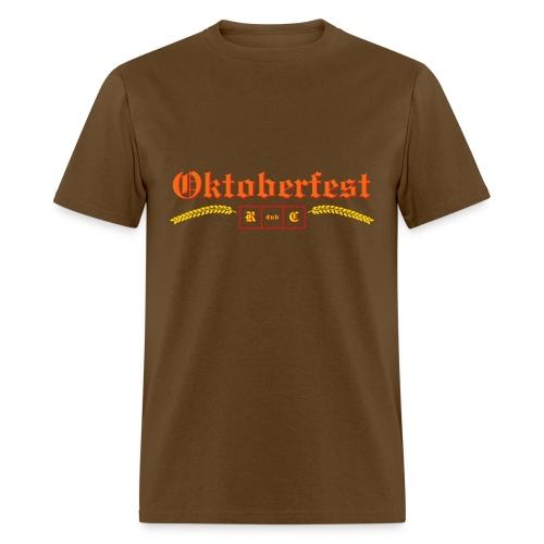 R dub C T-shirt - Gildan - Men's T-Shirt