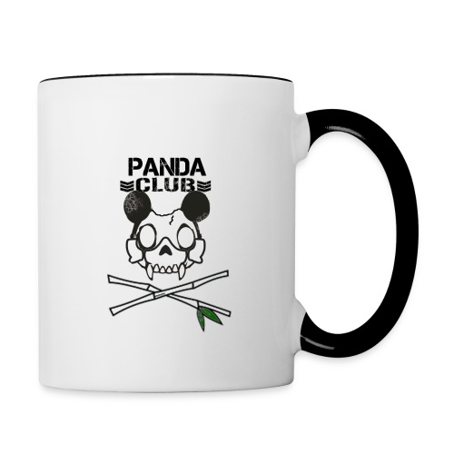 Way2Real Lucha Kliq Panda Club Mug - Contrast Coffee Mug