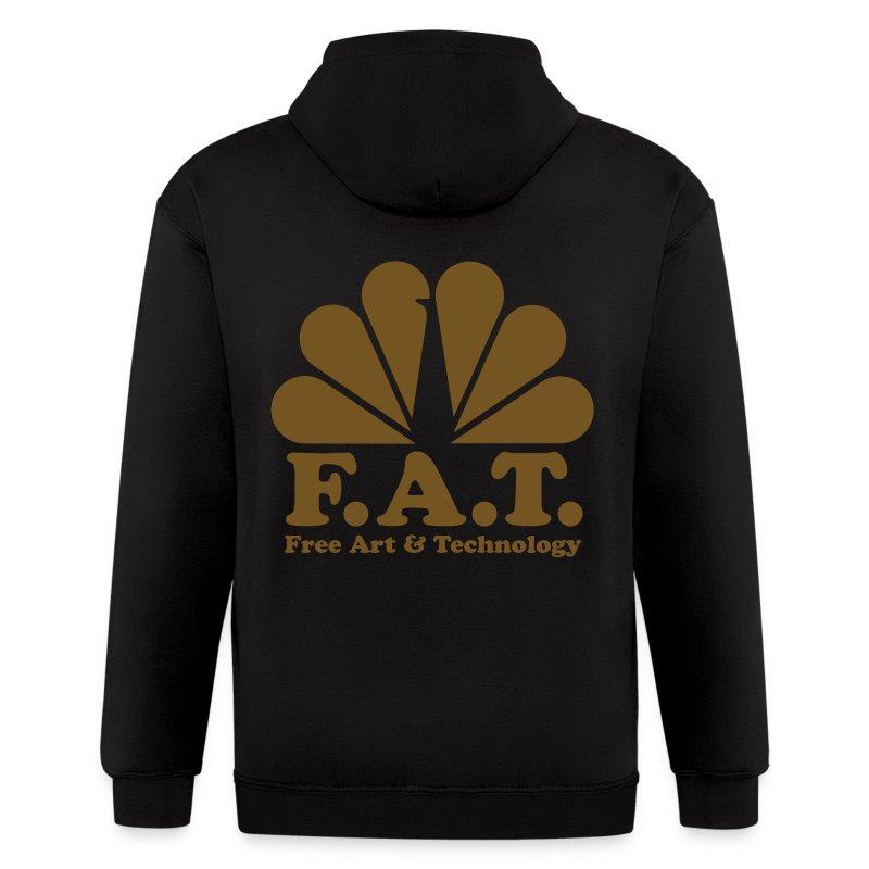 FAT classic - Men's Zip Hoodie