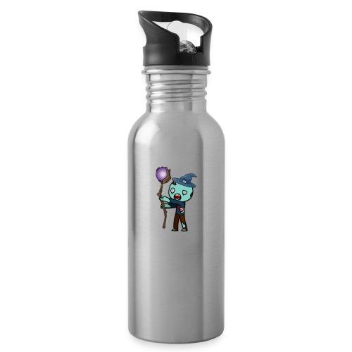 zombiewizard45 Steel Water Bottle - Water Bottle