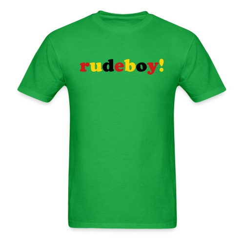 RudeBoy | Bert Special - Men's T-Shirt