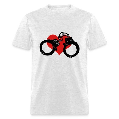 Love Bondage - Men's T-Shirt