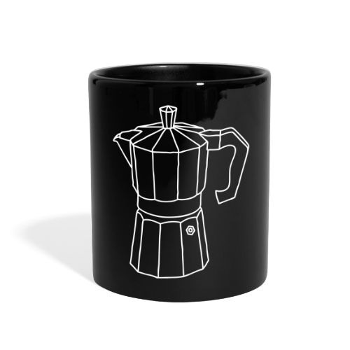 Espresso coffee maker - Full Color Mug