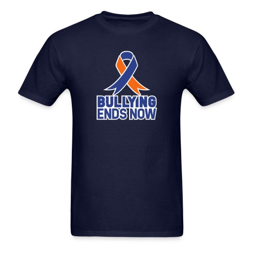 Men's Tee - Bullying Ends Now - Men's T-Shirt