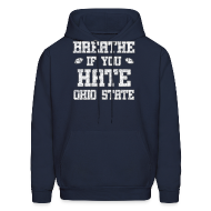 Hoodies ~ Men's Hoodie ~ Breathe If You Severely Dislike That One Place