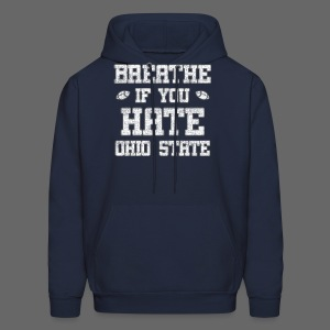 Breathe If You Severely Dislike That One Place - Men's Hoodie