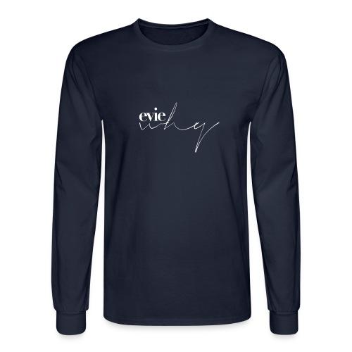 the motto long sleeve - Men's Long Sleeve T-Shirt