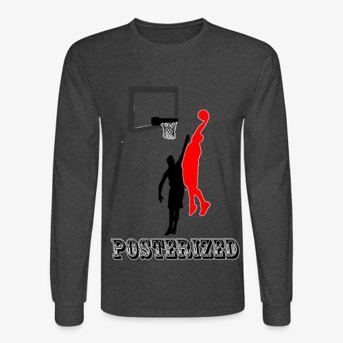 Posterized - Men's Long Sleeve T-Shirt