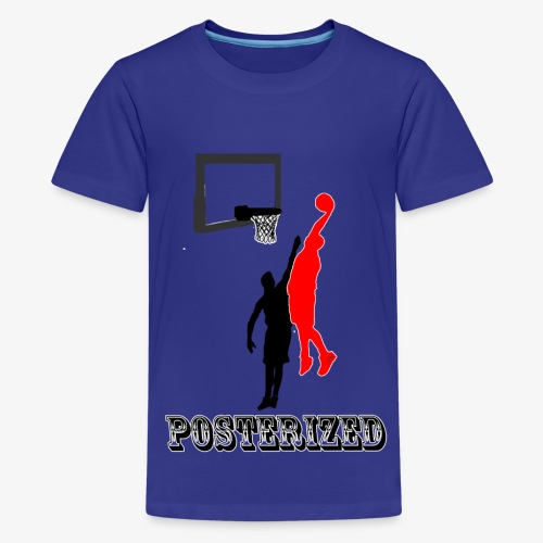 Posterized - Kids' Premium T-Shirt