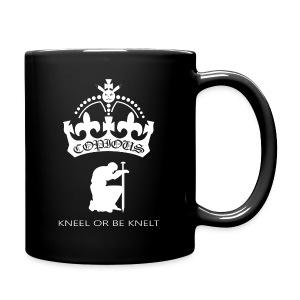 Kneel Or be Knelt Mug - Full Color Mug