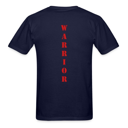 Warrior Shirt - Men's T-Shirt