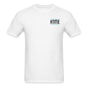 Subtle Logo T - Men's T-Shirt