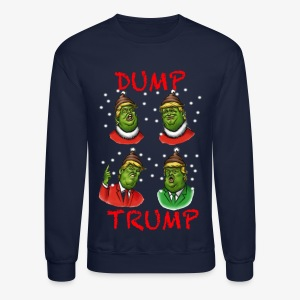 Dump Trump - Crewneck Sweatshirt