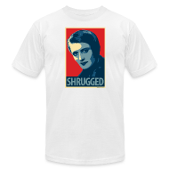 T-Shirts ~ Men's T-Shirt by American Apparel ~ Article 11283003