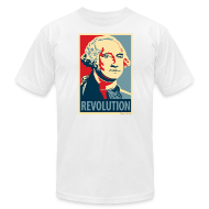 T-Shirts ~ Men's T-Shirt by American Apparel ~ Article 11283284