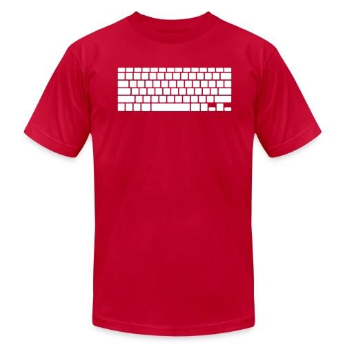 Keyboard T - Men's Fine Jersey T-Shirt
