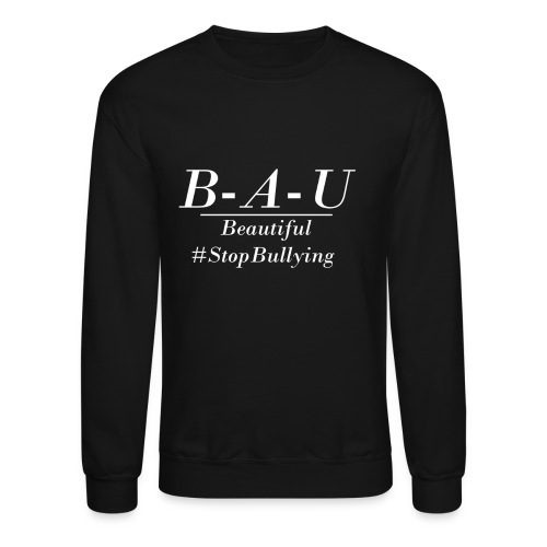 Stop Bullying - Crewneck Sweatshirt