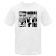 T-Shirts ~ Men's T-Shirt by American Apparel ~ Article 11284246