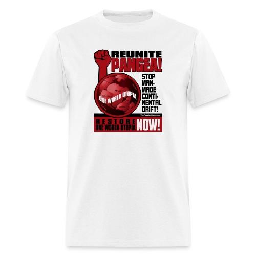 Reunite Pangea! - Men's T-Shirt
