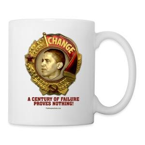 Obama Lenin Medal: Change
