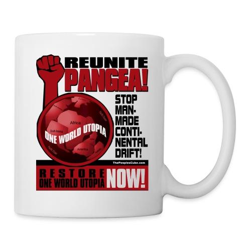 Reunite Pangea! - Coffee/Tea Mug