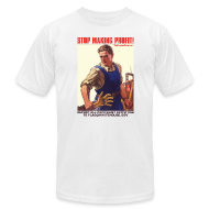 T-Shirts ~ Men's T-Shirt by American Apparel ~ Article 11284300
