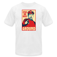 T-Shirts ~ Men's T-Shirt by American Apparel ~ Article 11284320