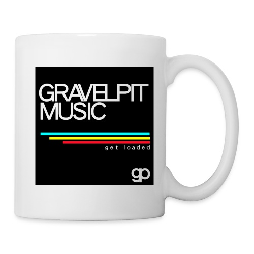 Gravelpit Music - Black - Coffee/Tea Mug