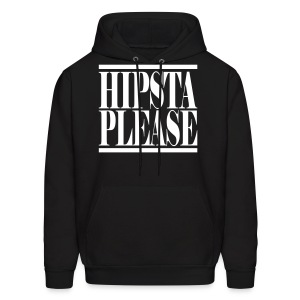 Hipsta Please - Men's Hoodie