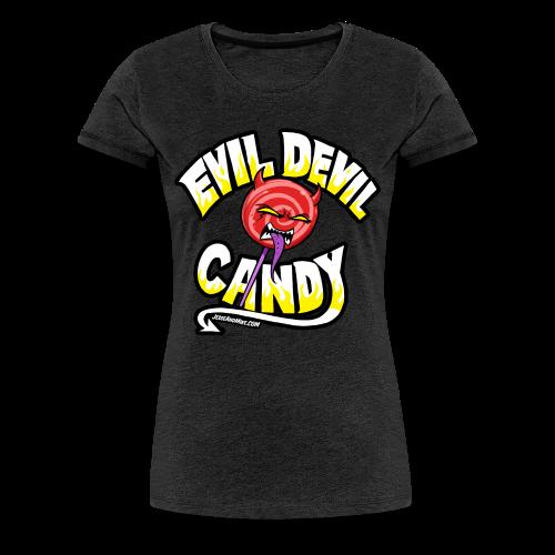 Women's Candy Tee - Women's Premium T-Shirt