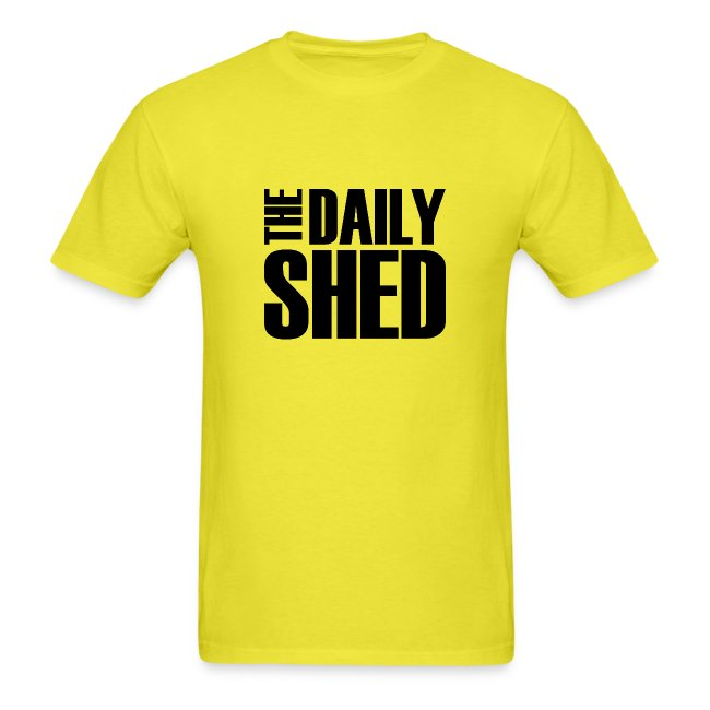 The Daily Shed - Black