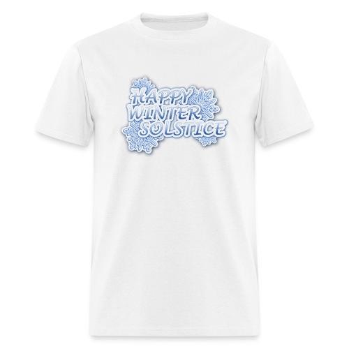 Happy Winter Solstice! - Men's T-Shirt