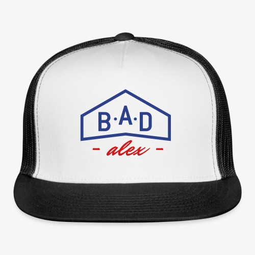 customizable BAD cap - Trucker Cap