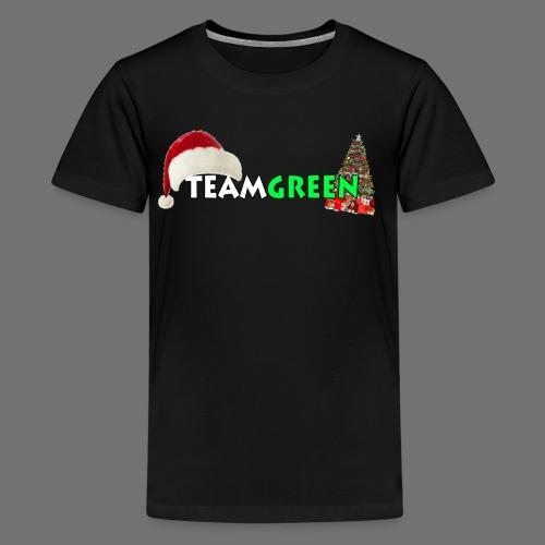 TeamGreen Christmas kids - Kids' Premium T-Shirt