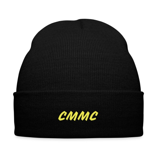 CMMC Beanie - Knit Cap with Cuff Print