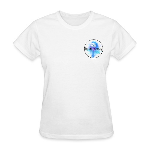 Jason Caceres Women's Logo Tee - Women's T-Shirt