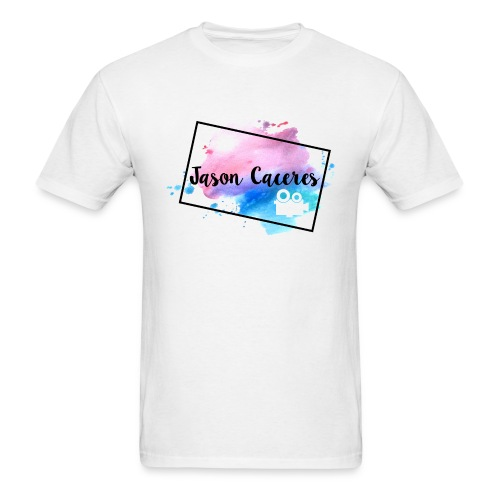 Jason Caceres Opening Intro Tee - Men's T-Shirt