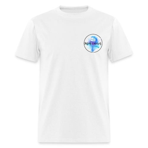 Jason Caceres Men's Logo Tee - Men's T-Shirt