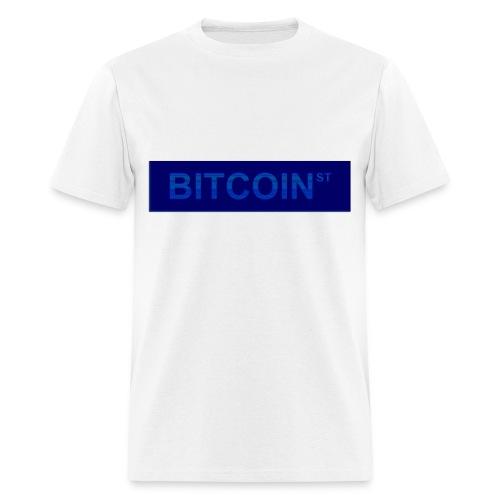 BITCOIN ST - Men's T-Shirt