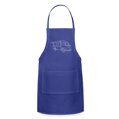 Food Truck - Adjustable Apron