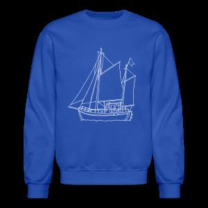 sailing boat - Crewneck Sweatshirt