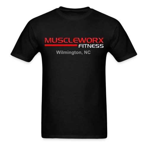 Muscleworx Fitness Basic Logo T-Shirt - Men's T-Shirt